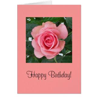 Happy Birthday! Tarjeta De Felicitación