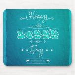 Happy Boss's Day Alfombrilla De Ratón