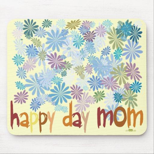 Happy Day Mom Tapetes De Ratón