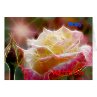 happy mothers day card rose moderno en the sun