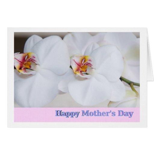 Happy Mothers Day Card Tarjeta