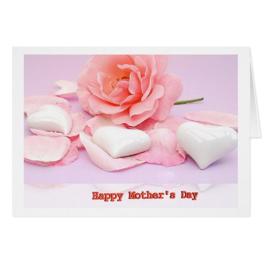 Happy Mothers Day Tarjeton