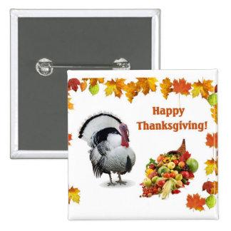 Happy Thanksgiving - Pin
