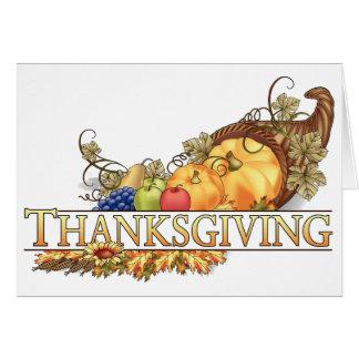 ¡Happy Thanksgiving - Felicitacion