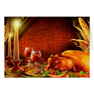 ¡Happy Thanksgiving! - Tarjetas