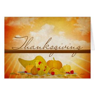 ¡Happy Thanksgiving! - Felicitacion