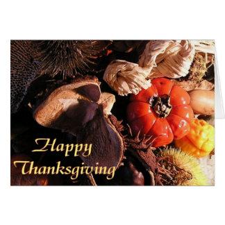 ¡Happy Thanksgiving! - Felicitación