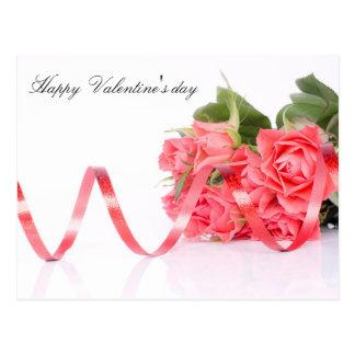 Happy Valentine' s day Postal