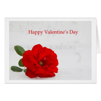 Happy Valentine s Day Tarjeton