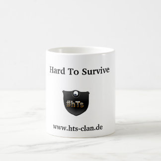 Hard To Survive taza