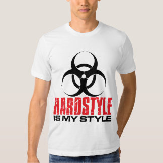 Hardstyle es mi estilo camiseta