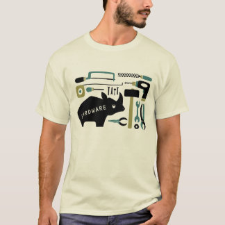 Hardware&Rhino Camiseta