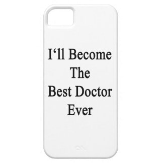 Haré el mejor doctor Ever iPhone 5 Cárcasas