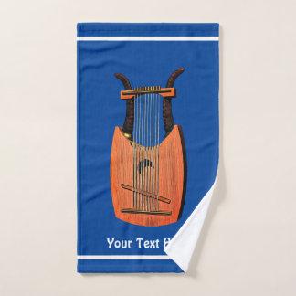 Harp de rey David