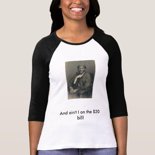 Harriet Tubman Camiseta
