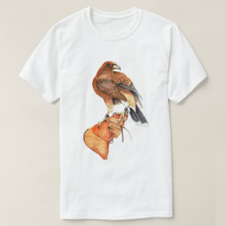 Harris Hawk la camiseta