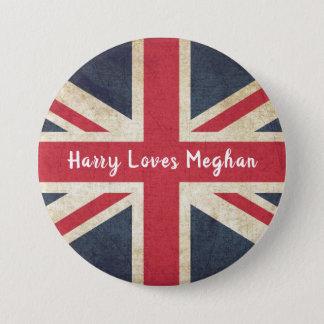 Harry AMA el botón real del boda de Meghan