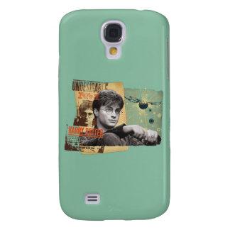Harry Potter 13 Funda Para Galaxy S4