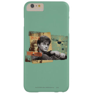 Harry Potter 13 Funda Barely There iPhone 6 Plus