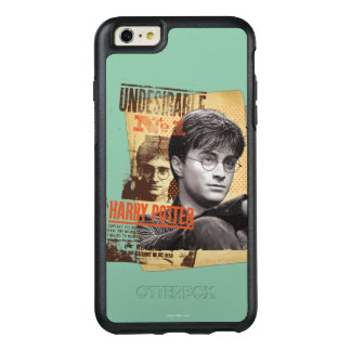 Harry Potter 13 Funda Otterbox Para iPhone 6/6s Plus