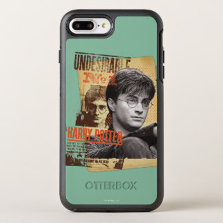 Harry Potter 13 Funda OtterBox Symmetry Para iPhone 7 Plus