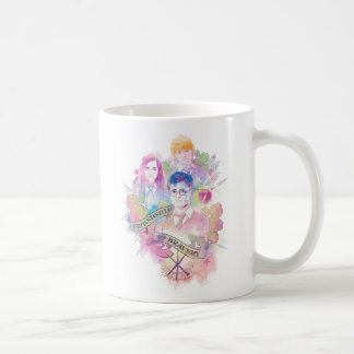 Harry Potter el | Harry, Hermione, y acuarela de Taza De Café