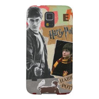 Harry Potter entonces y ahora Fundas De Galaxy S5