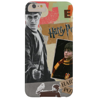 Harry Potter entonces y ahora Funda Barely There iPhone 6 Plus