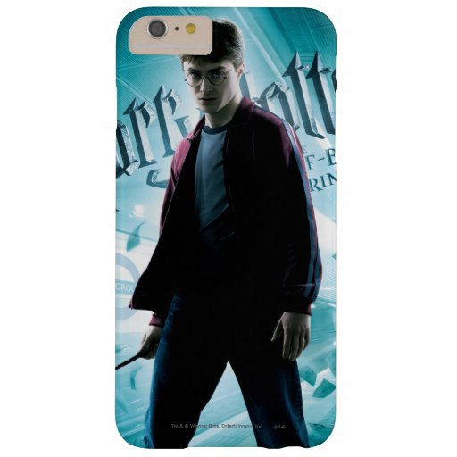 Harry Potter HPE6 2 Funda De iPhone 6 Plus Barely There