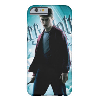 Harry Potter HPE6 2 Funda Para iPhone 6 Barely There