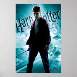 Harry Potter HPE6 2 Póster