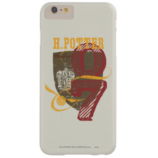 Harry Potter Quidditch Funda De iPhone 6 Plus Barely There