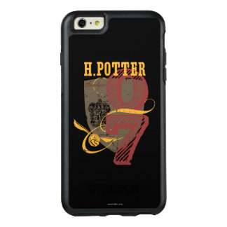 Harry Potter Quidditch Funda Otterbox Para iPhone 6/6s Plus