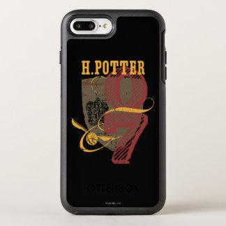 Harry Potter Quidditch Funda OtterBox Symmetry Para iPhone 7 Plus
