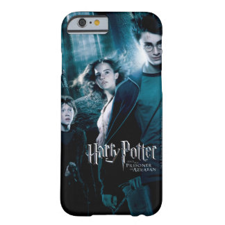 Harry Potter Ron Hermione en bosque Funda Barely There iPhone 6