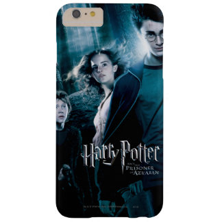 Harry Potter Ron Hermione en bosque Funda Barely There iPhone 6 Plus