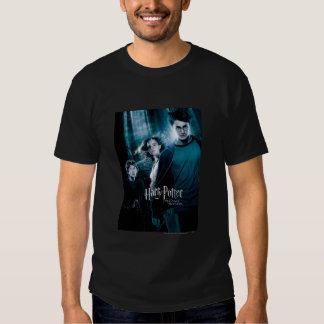 Harry Potter Ron Hermione en Forrest Camisetas