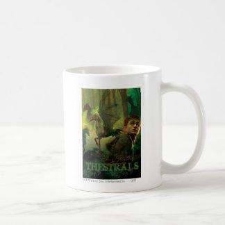 Harry Potter Thestrals Tazas De Café