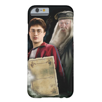 Harry Potter y Dumbledore Funda Para iPhone 6 Barely There