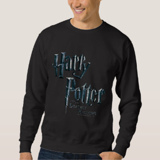 Harry Potter y el mortal santifica el logotipo 1 Sudadera