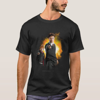 Harry Potter y Ron Weasely Camiseta