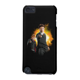 Harry Potter y Ron Weasely Funda Para iPod Touch 5G