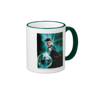 Harry Potter y Voldemort solamente uno pueden sobr Tazas