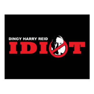 Harry Reid es un idiota Postal