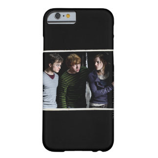 Harry, Ron, y Hermione 4 Funda Para iPhone 6 Barely There