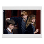 Harry, Ron, y Hermione Poster