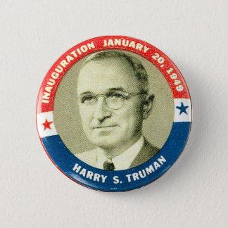Harry Truman - botón