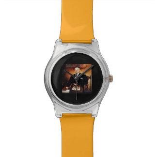 """Harry Truman """"no les di reloj de la cita del infie"""