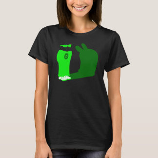 Harvey OS green-terminal Camiseta