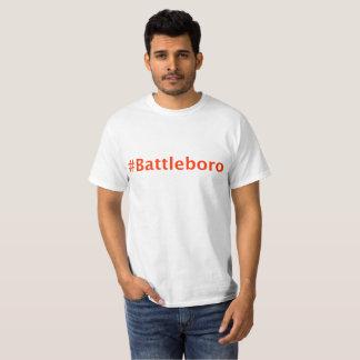 Hashtag Battleboro Camiseta